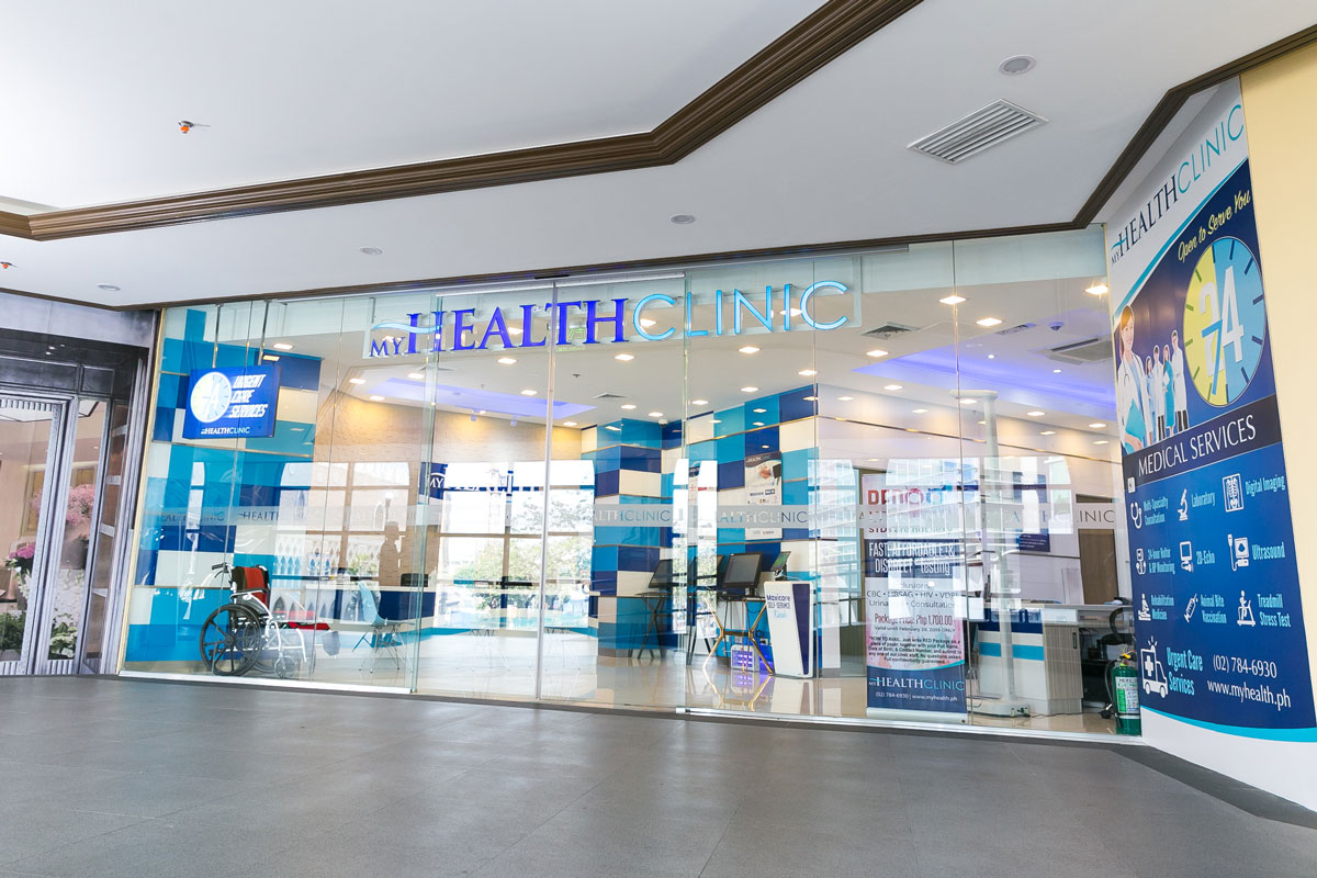 One of the Best Health Clinic in the Philippines | My Health Clinic
