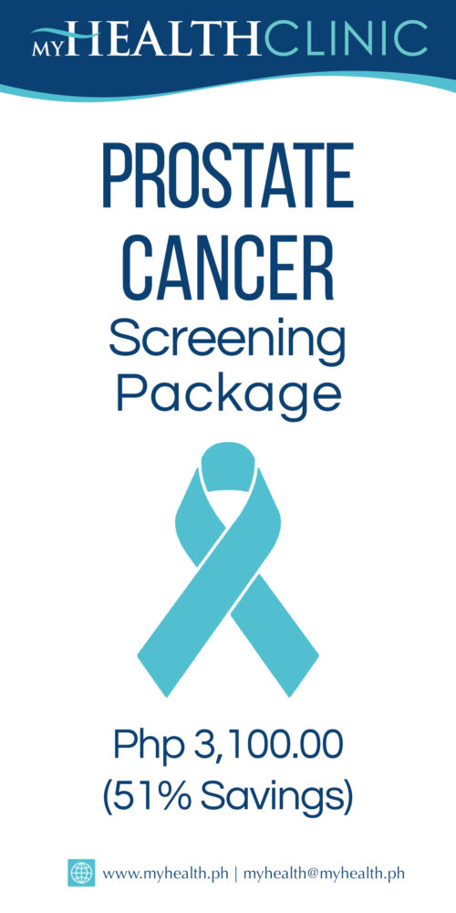Prostate Cancer Screening Package