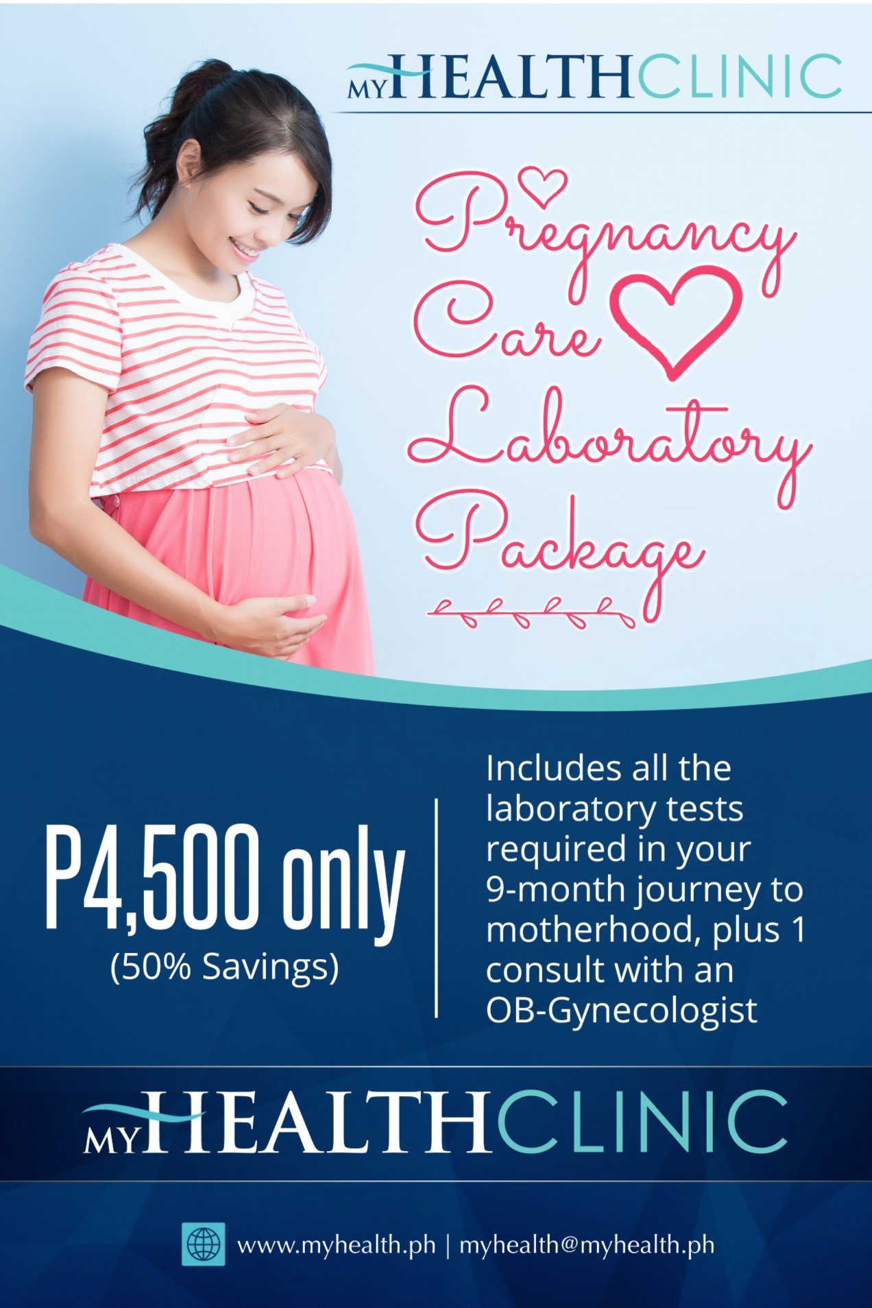 Pregnancy Care Laboratory Package