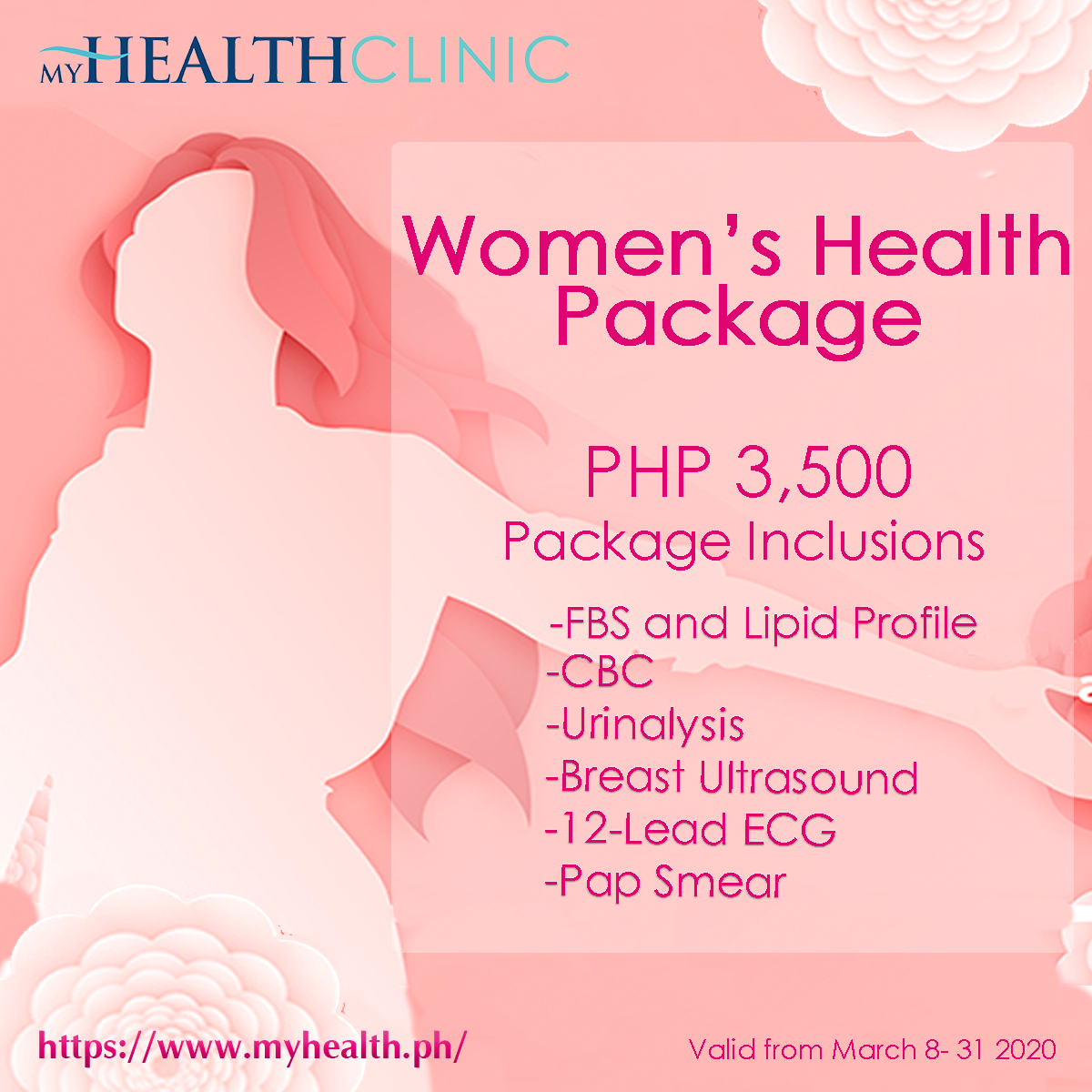Women's Health Package